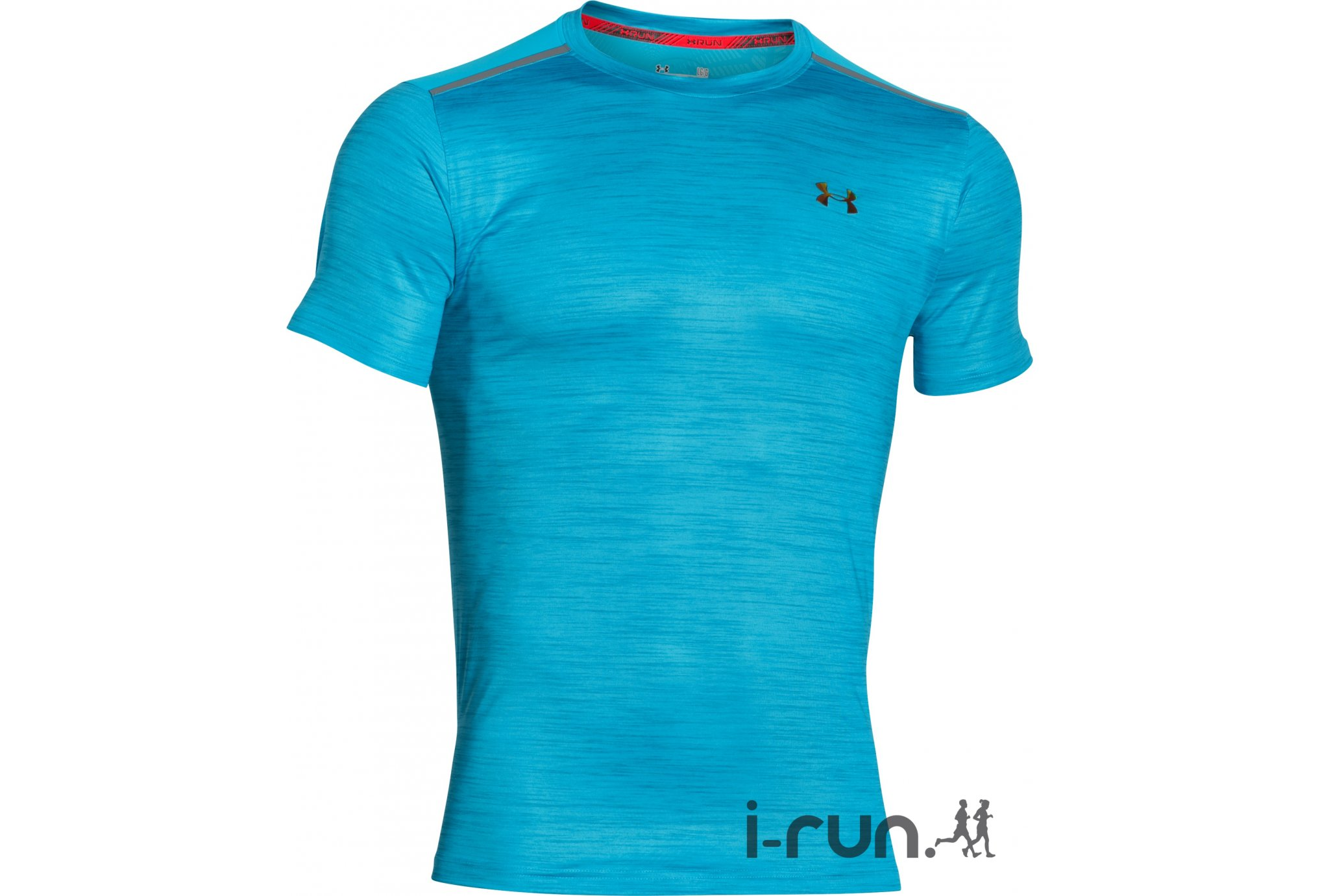 Under Armour Tee-Shirt CoolSwitch Run R2R M v�tement running homme