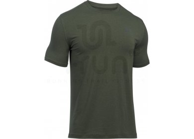 Under Armour Tee-Shirt Sportstyle Left Chest M