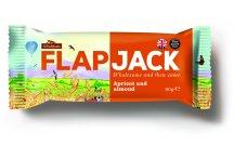 Wholebake Barre FlapJack Abricot-amande - 80g