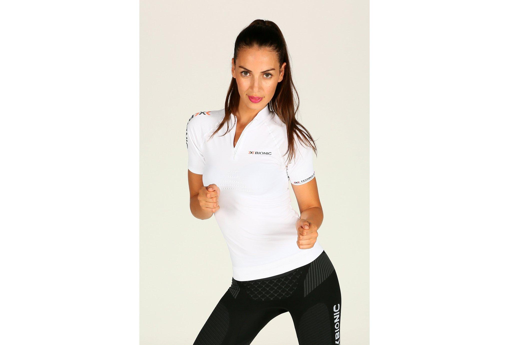 X-Bionic Tee-shirt Bike Race BT 2.2 W Diététique Vêtements femme