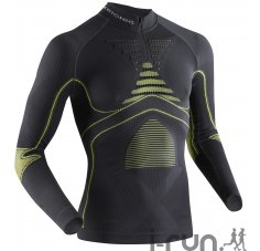 X-Bionic Tee-shirt Energy Accumulator EVO 1/2 zip M