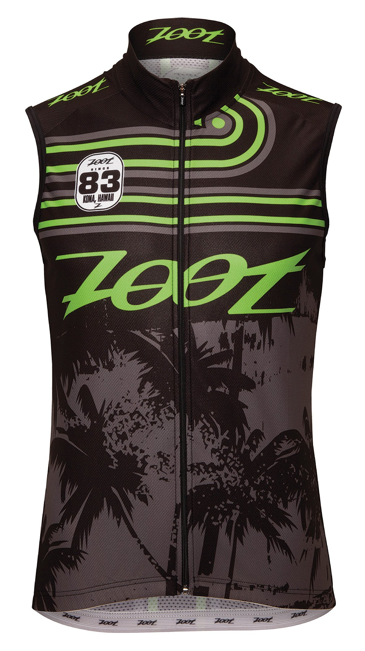 Zoot Gilet Cycle Team Wind M v�tement running homme