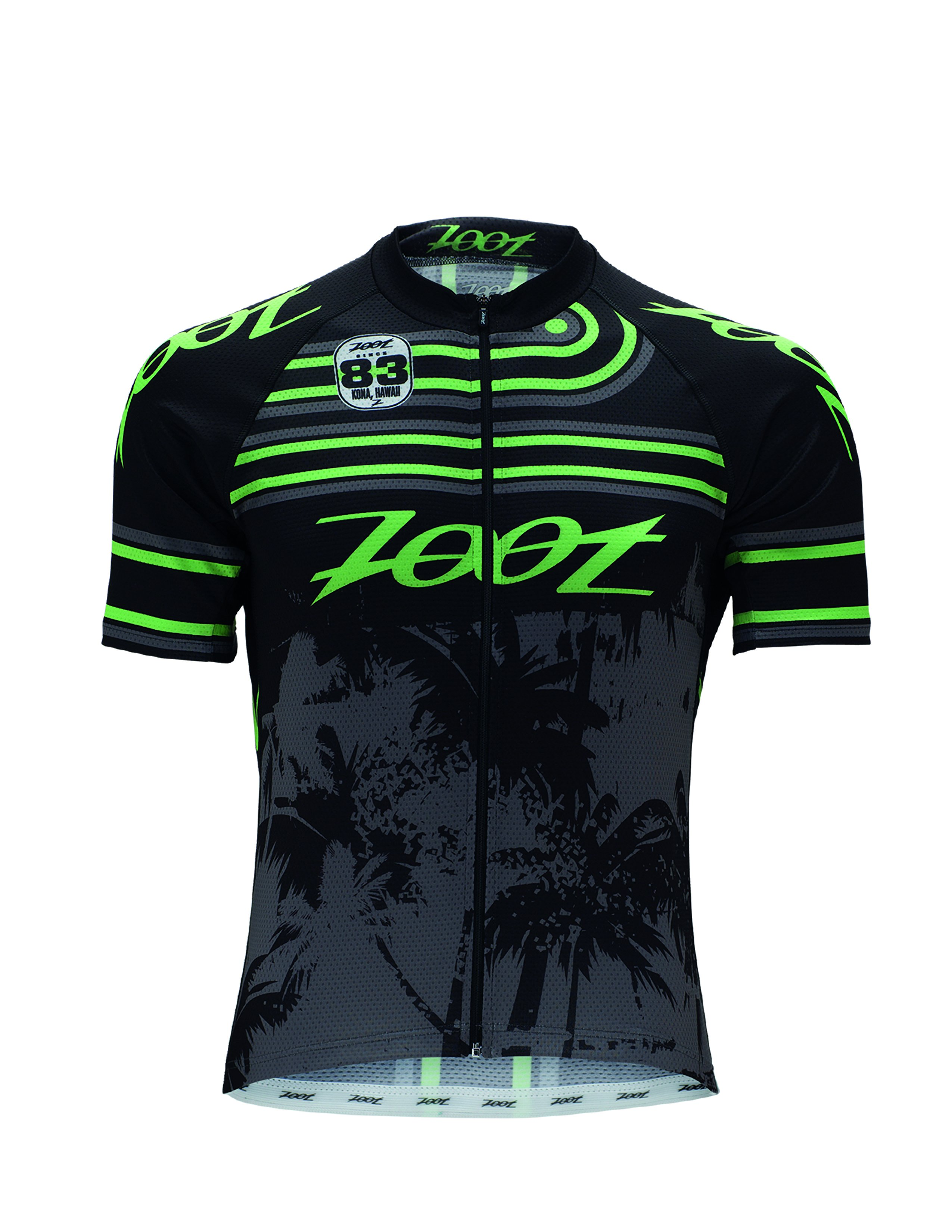 Zoot Tee-shirt Zipp� Ultra Cycle Team M v�tement running homme