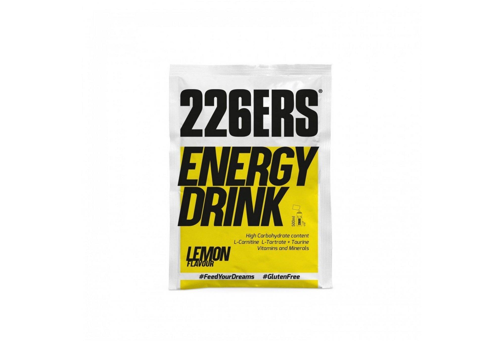 226ers Energy Drink - Citron - 50 g Diététique Boissons