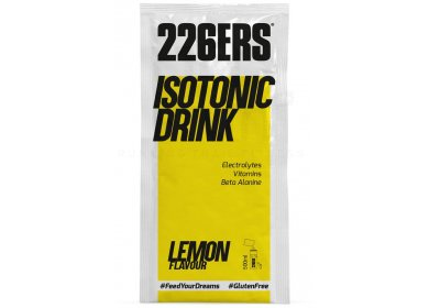 226ers Isotonic Drink - Citron - 20 g