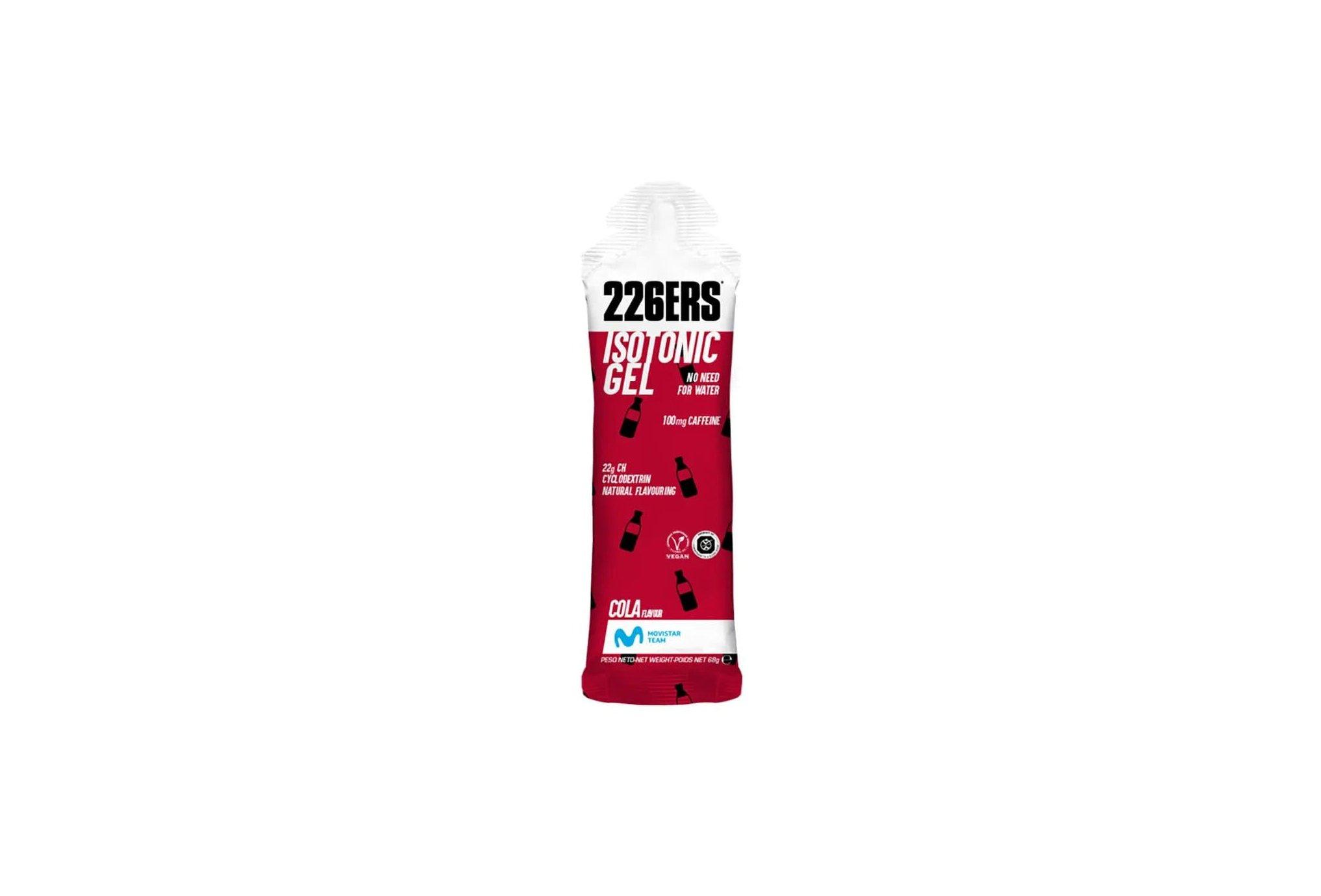 226ers Isotonic Gel - Cola Diététique Gels