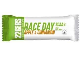 226ers barrita energética 226ers Race Day BCAAs - Manzana y canela
