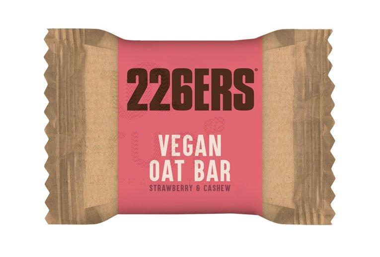 226ers Vegan OAT  Bar - Fraise et noix de cajou