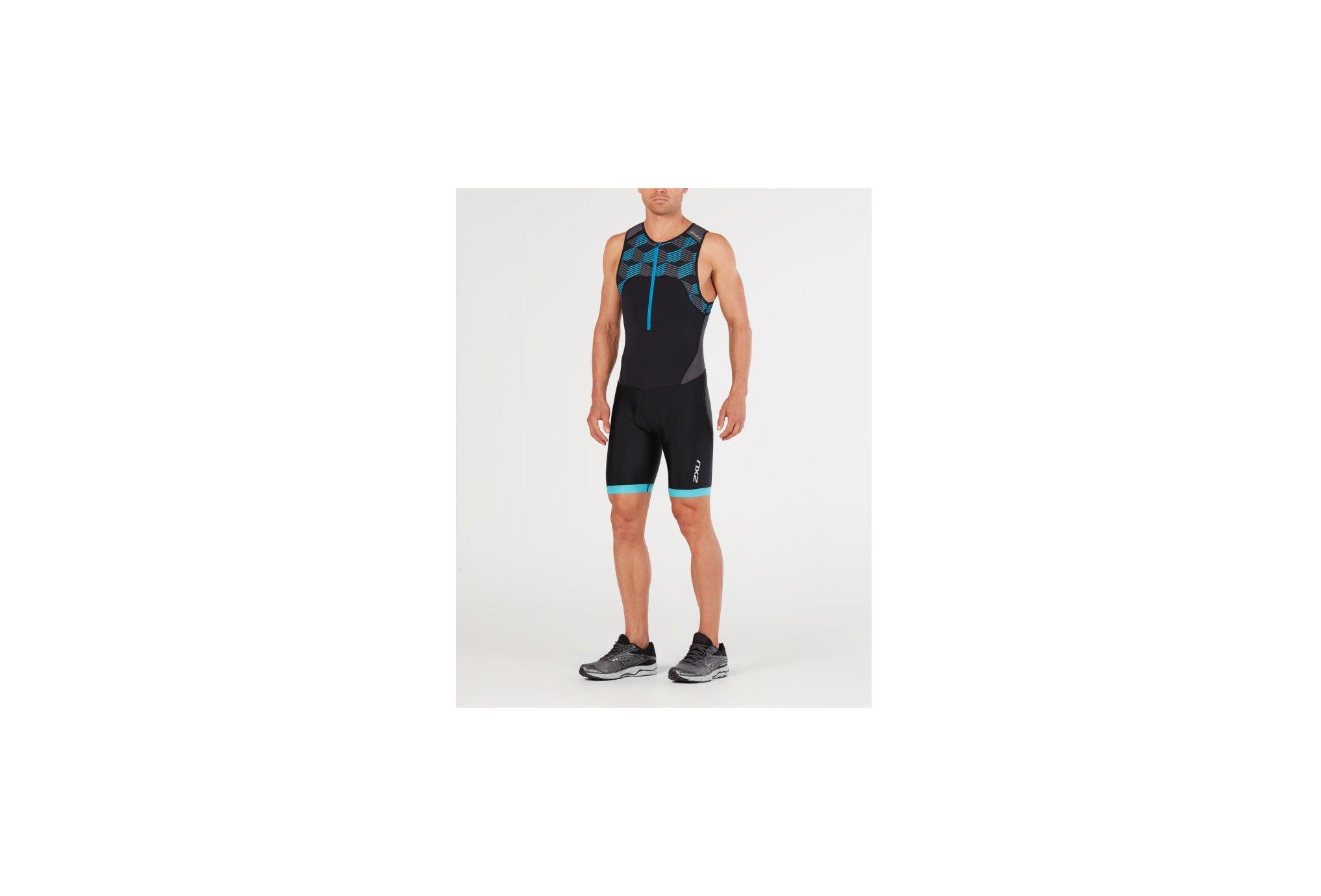 2xu Active trisuit m diététique vêtements homme