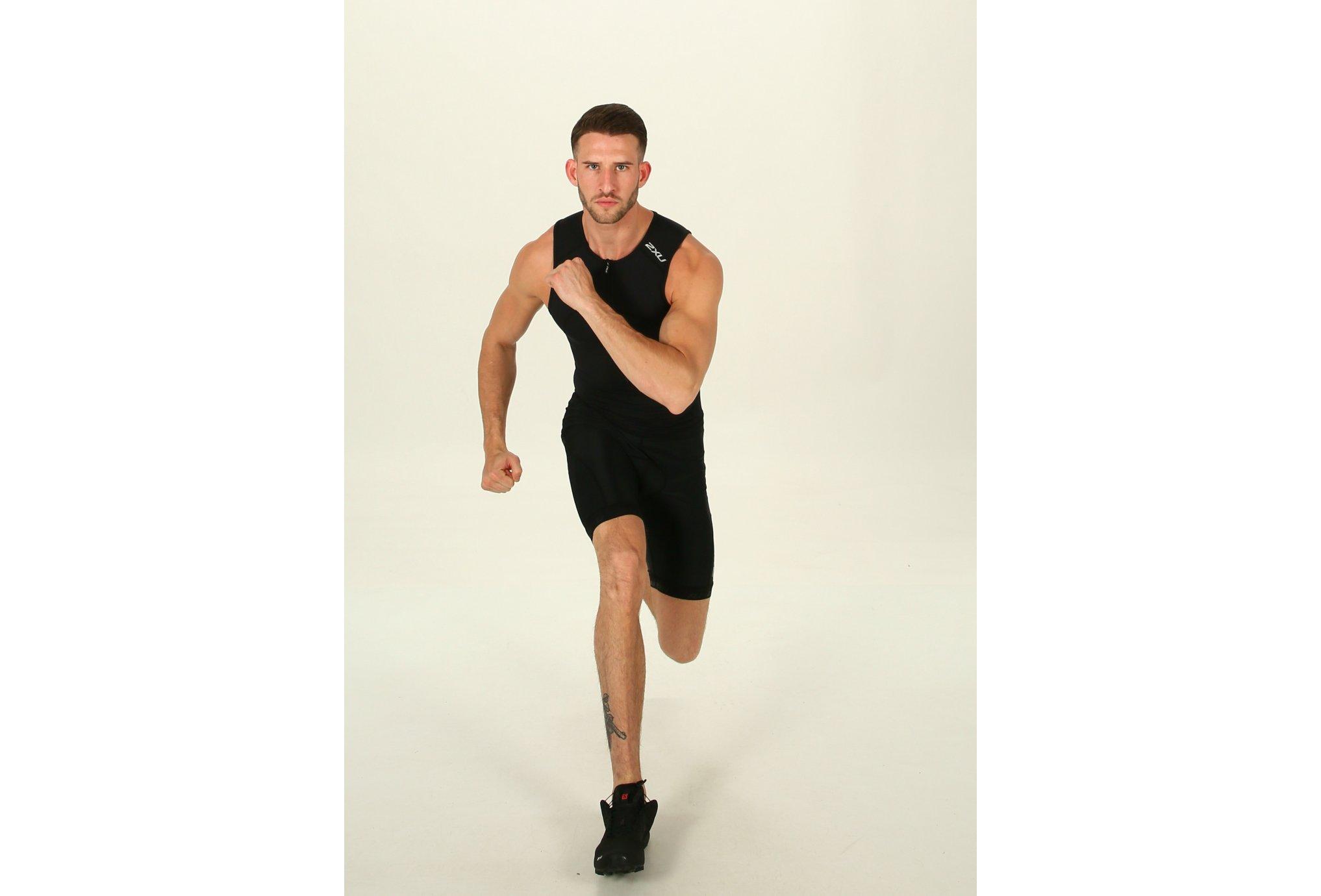 2XU Active Trisuit M vêtement running homme