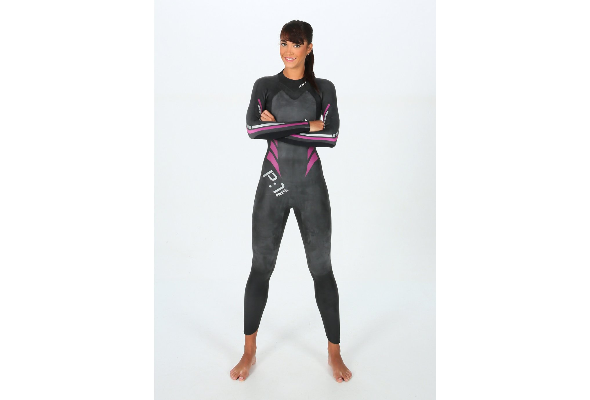 2xu Combinaison p:1 propel wetsuit w vêtement running femme