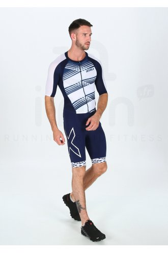 2XU Compression Full Zip Sleeved Trisuit M