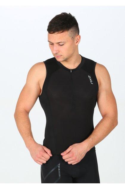 2XU Camiseta sin mangas Compression Tri Singlet