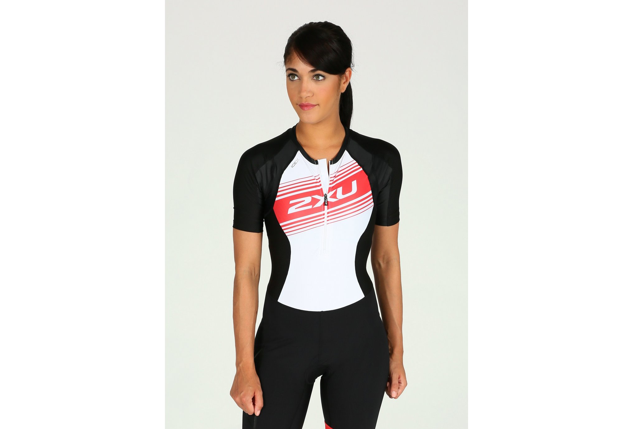 2xu Compression trisuit w vêtement running femme