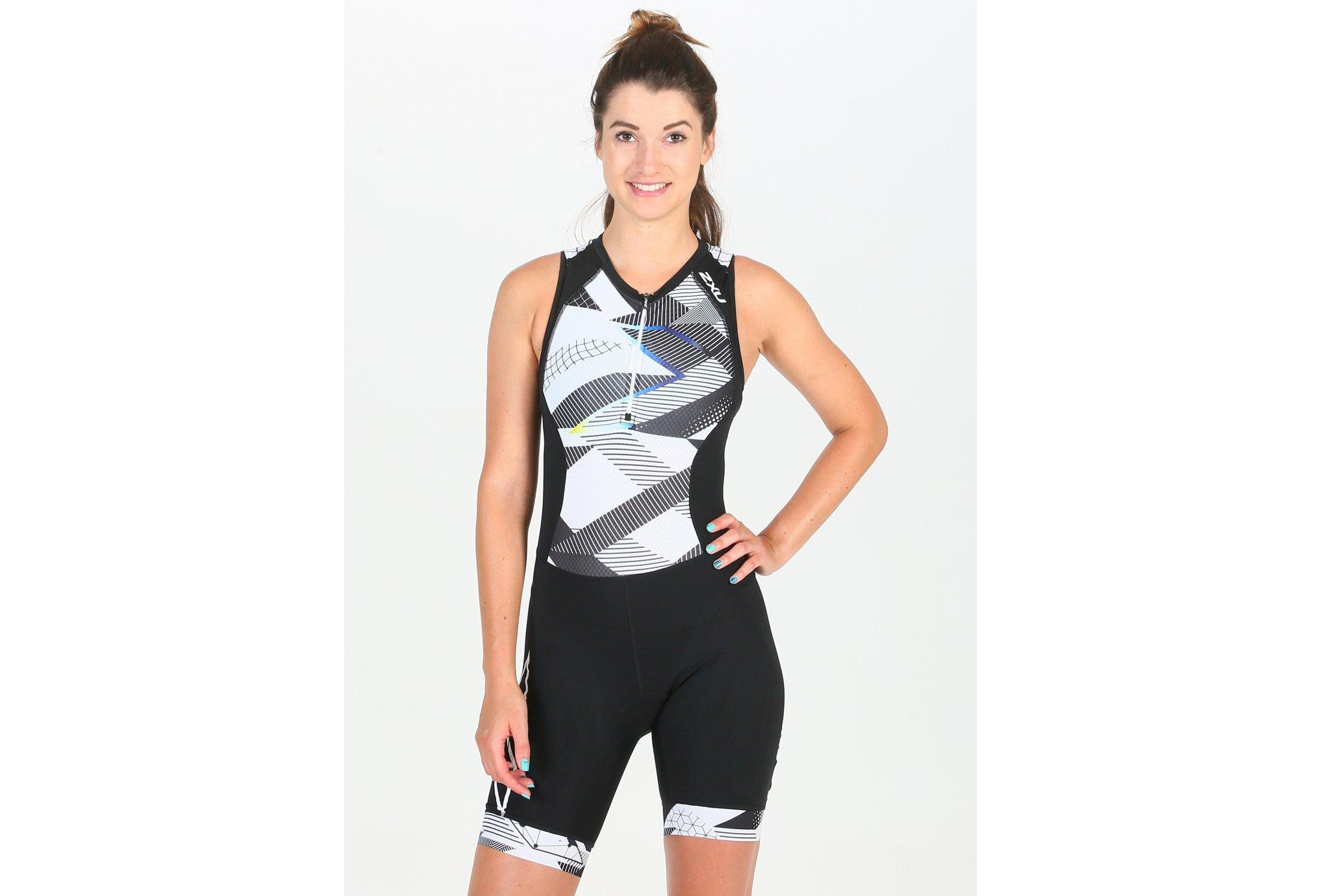2XU Compression Trisuit W vêtement running femme