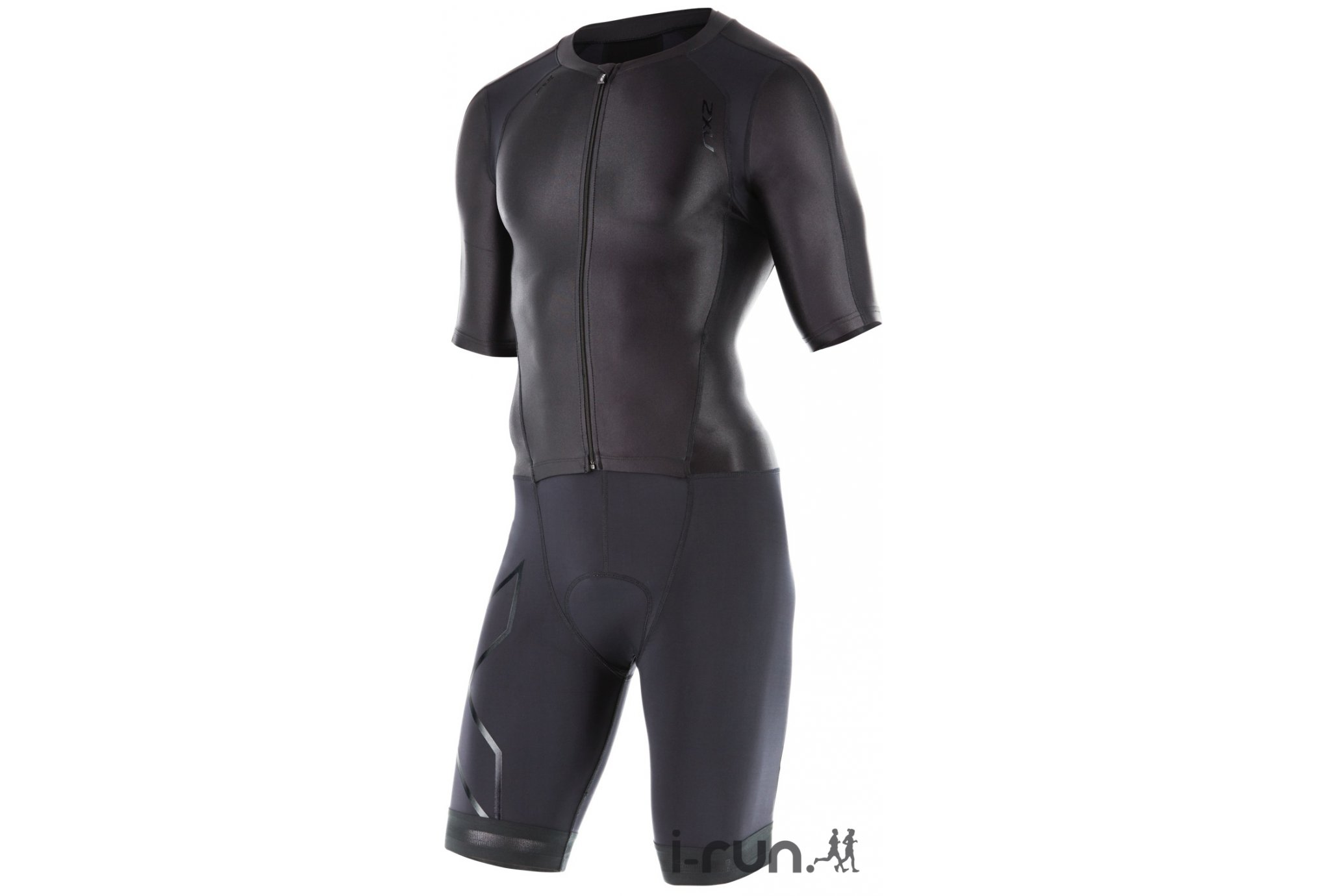 2xu Full zip trisuit m vêtement running homme