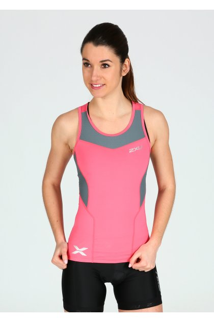 2XU Camiseta de tirantes Perform Compression