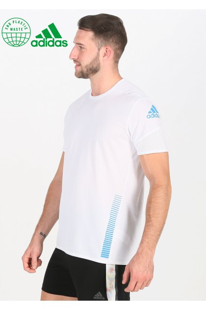 adidas camiseta manga corta 25/7 Rise Up N Run