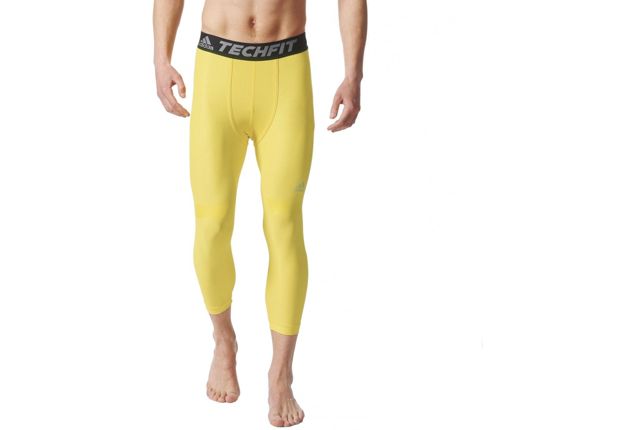 Adidas 3/4 techfit chill m diététique vêtements homme