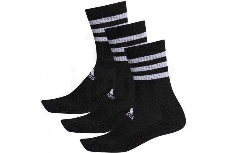 adidas 3-Stripes Cushioned Crew