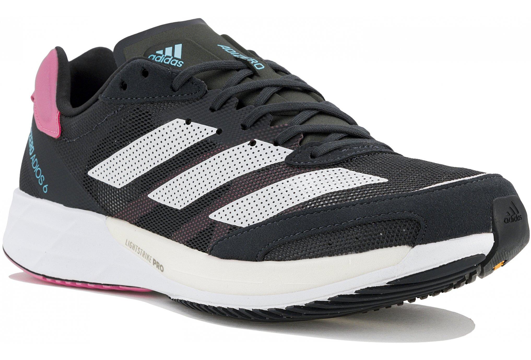 adidas adizero adios 6 Primegreen W Chaussures running femme