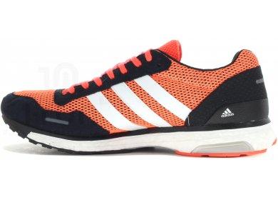 adidas adizero adios Boost 3 M pas cher Chaussures homme adidas