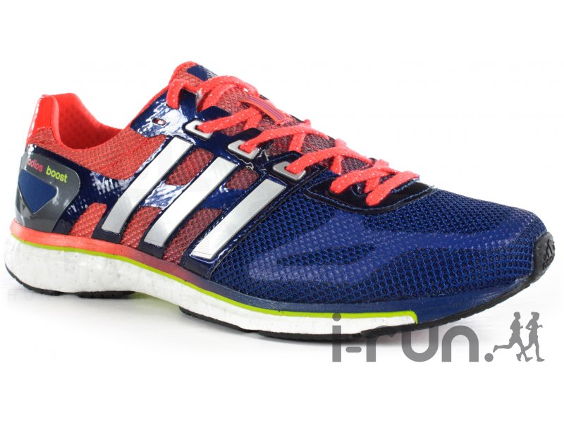 Chaussures Homme Adios Boost M Adidas Route Adizero odrCQxWBe