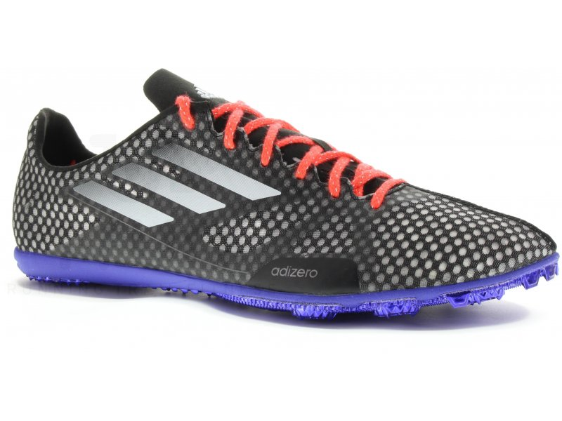 new styles 9ccbf b197a adidas adizero Ambition 2 M pas cher - Chaussures homme running Athlétisme  Pointes en promo