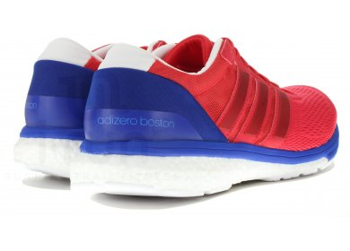 adidas boston boost 6 rouge