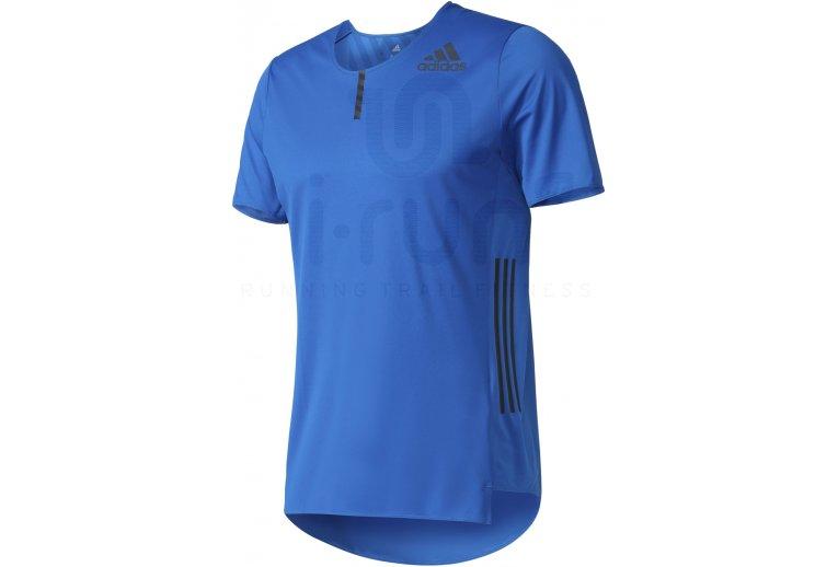 Corta Adizero Adidas Camiseta Manga 5RqSc4Lj3A