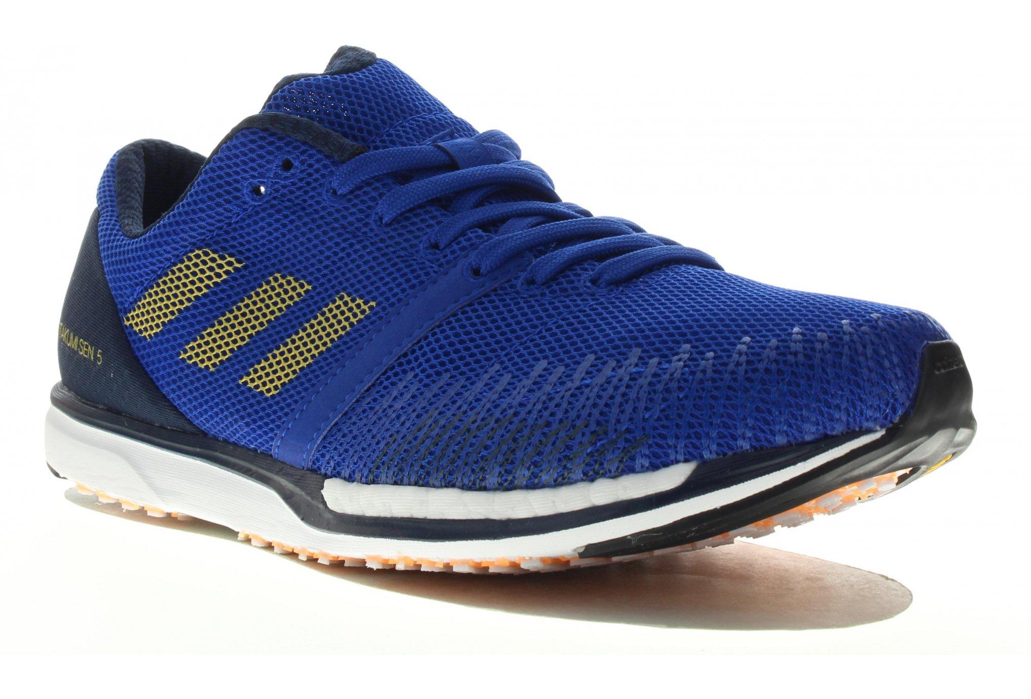 adidas adizero Takumi Sen 5 Chaussures homme
