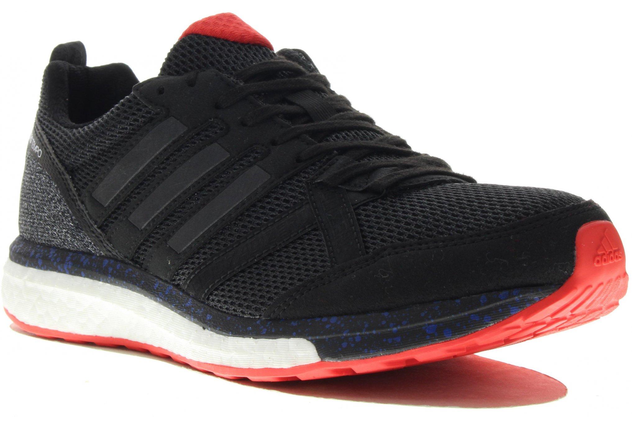 Adidas Adizero tempo 9 aktiv w diététique chaussures homme