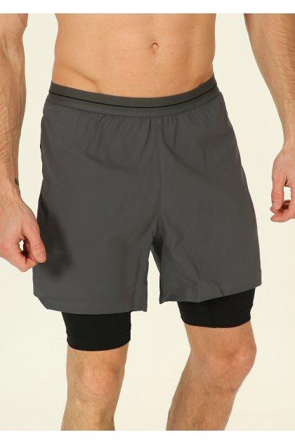adidas Pantalón corto Agravic 2en1
