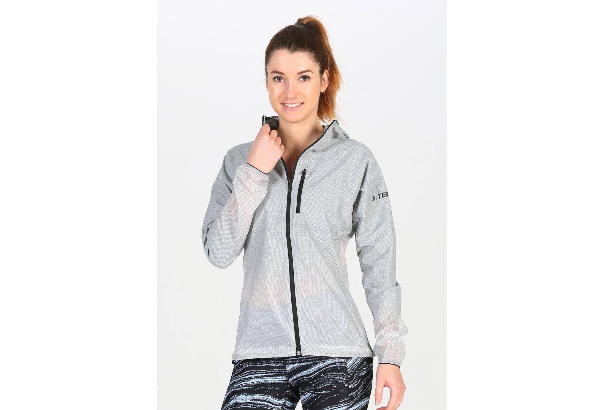adidas Agravic Windweave W vêtement running femme