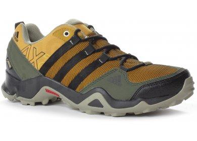 3ee6c6f6407 adidas AX2 Gore-Tex M homme Marron pas cher