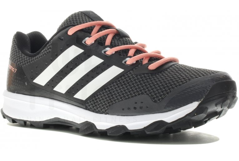 new product 10c9e 3d1fe Adidas Duramo 7 black grey