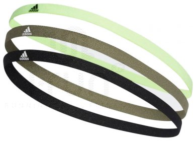 adidas Élastiques Hairbands x 3