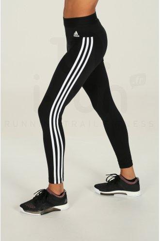 tight essentials 3 strips adidas noir femme