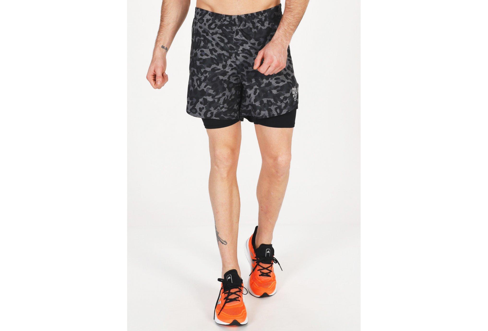 adidas Fast 2 In 1 Primeblue M vêtement running homme