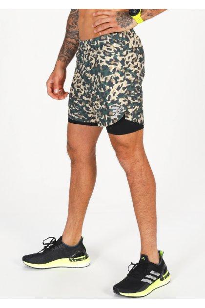 adidas pantalón corto Fast 2 In 1 Primeblue M
