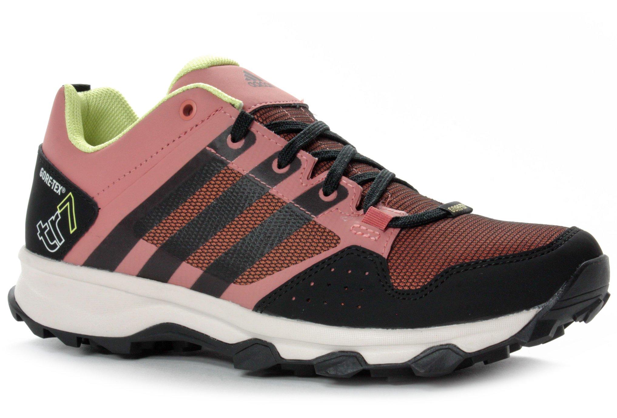 separation shoes 48660 c469b adidas Kanadia 7 TR Gore-Tex W femme Rose pas cher