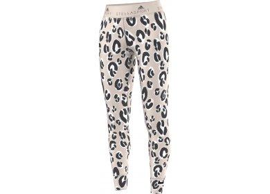 Adidas Legging Graphic Stellasport W Femme Beige Pas Cher
