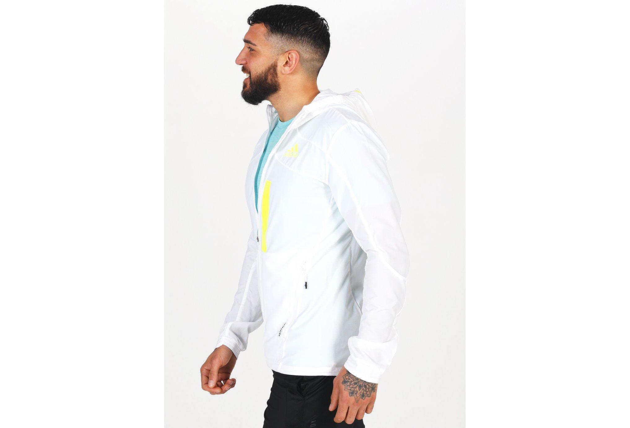 adidas Marathon Translucent Primeblue M Diététique Vêtements homme