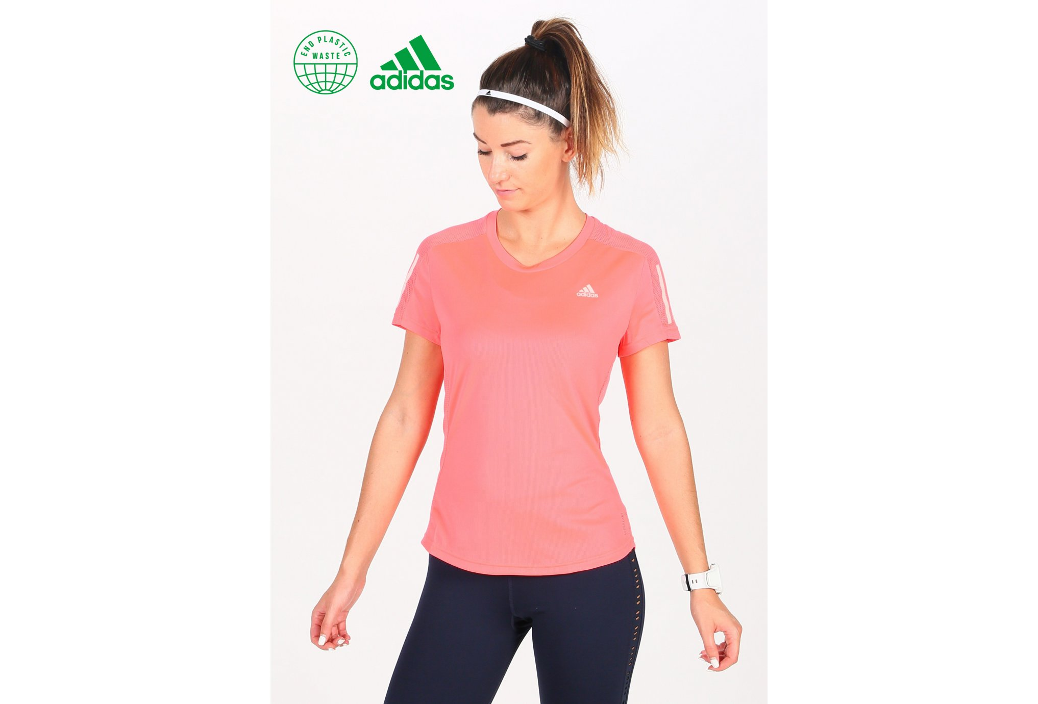 adidas Own The Run Primegreen W vêtement running femme