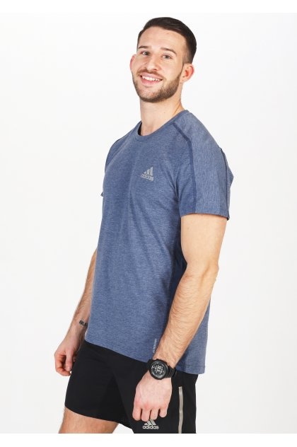 adidas camiseta manga corta Own The Run Soft