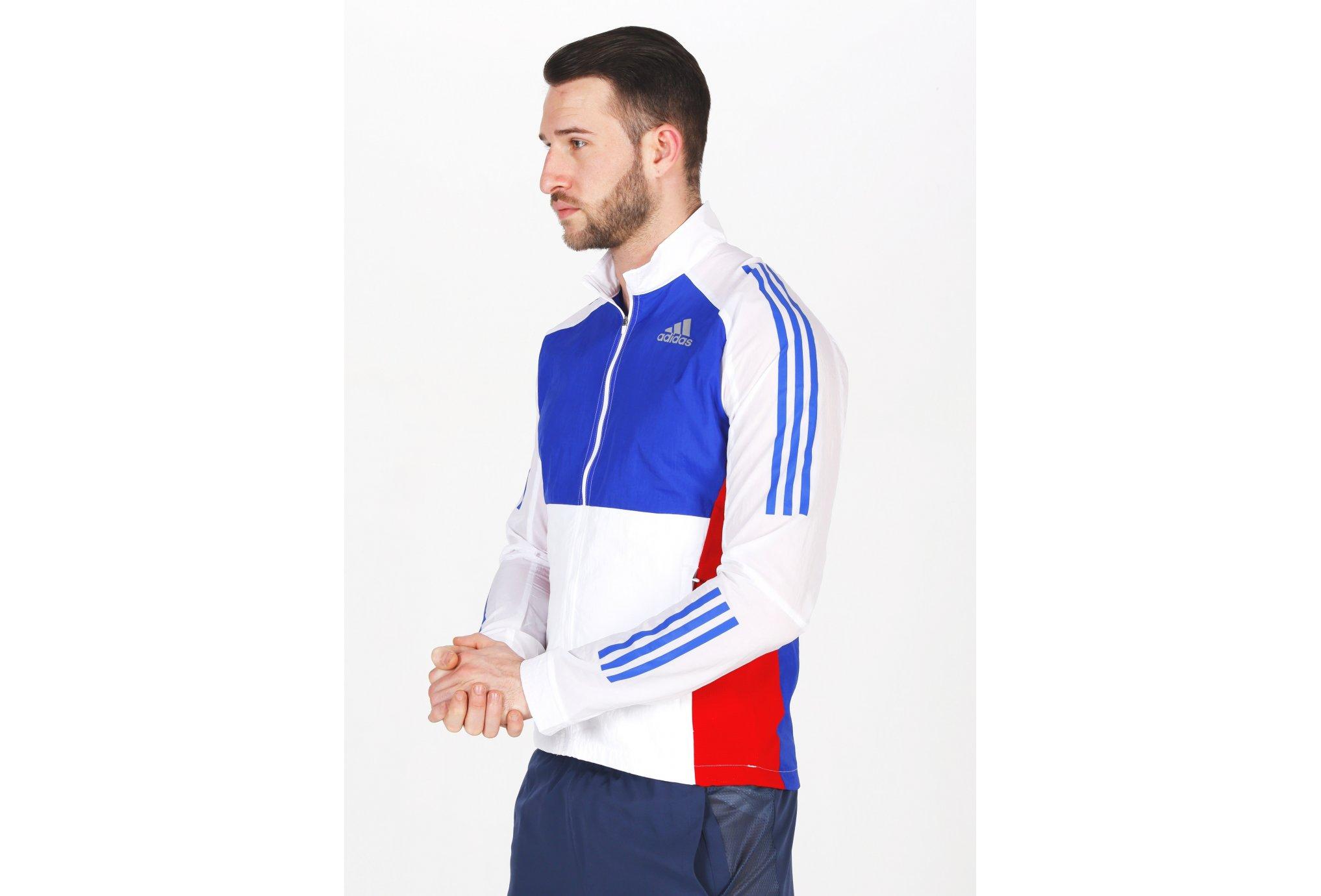 adidas Own The Run Track M vêtement running homme