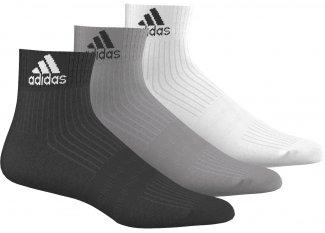 adidas Pack 3 pares de calcetines Ankle HC
