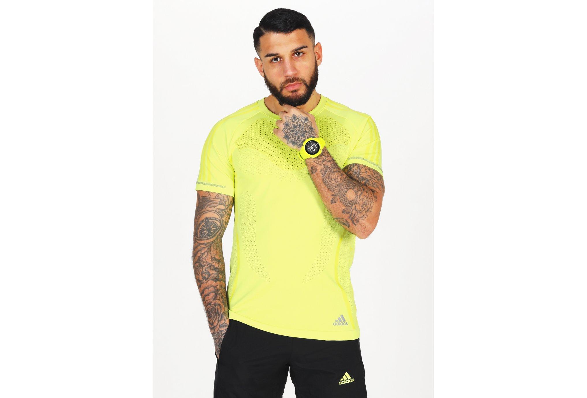 adidas Primeknit Primegreen M Diététique Vêtements homme
