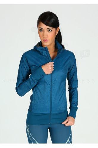 Adidas performance pure amplify veste de running black