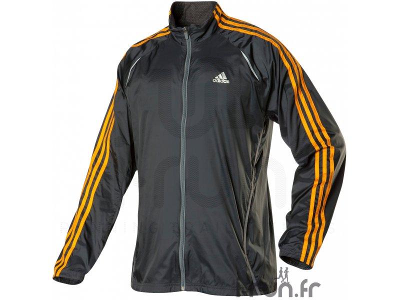 adidas Response DS Wind Jacket Vêtements homme Vestes & coupe Vent